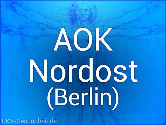 AOK Nordost (inkl. Berlin)