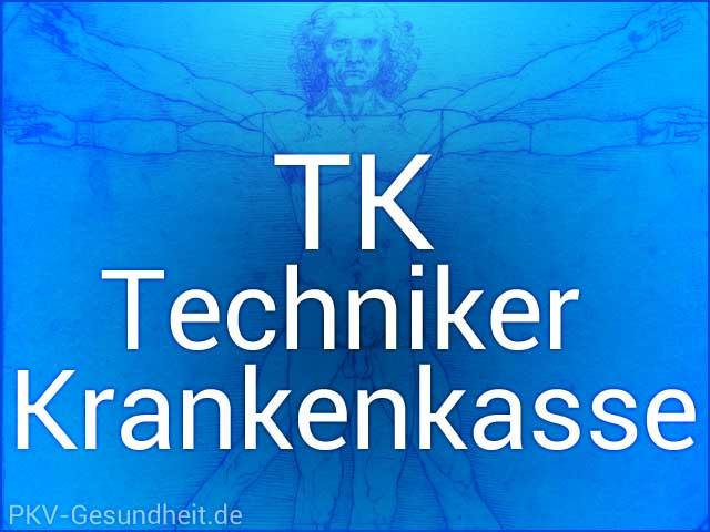 TK - Techniker Krankenkasse